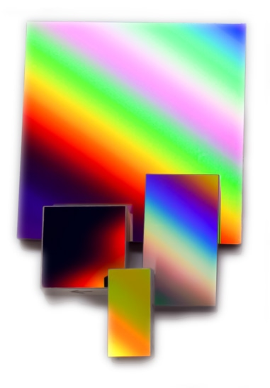 ruled diffraction gratings